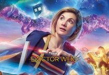 Doctor Who - Iconic - The Doctor (JODIE WHITTAKER) - (C) BBC Studios / BBC - Photographer: Henrik Knudsen