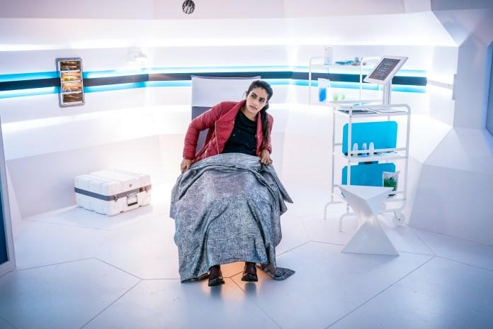 Doctor Who – Series 11 – Ep 5 – The Tsuranga Conundrum - Yaz (MANDIP GILL) - (c) BBC Studios