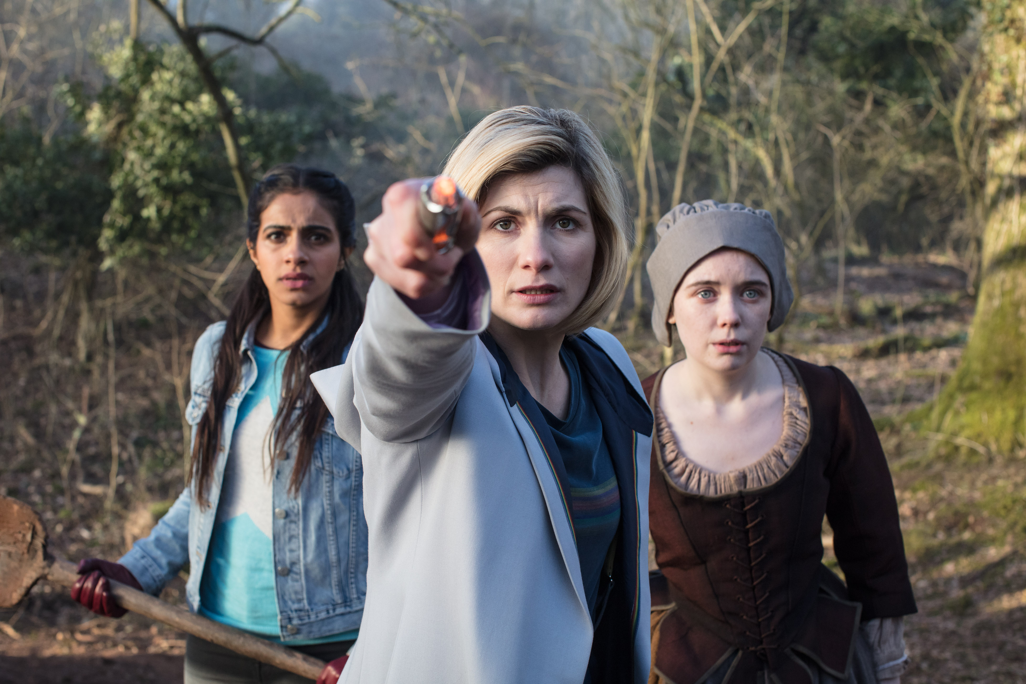Image result for doctor who the witchfinders