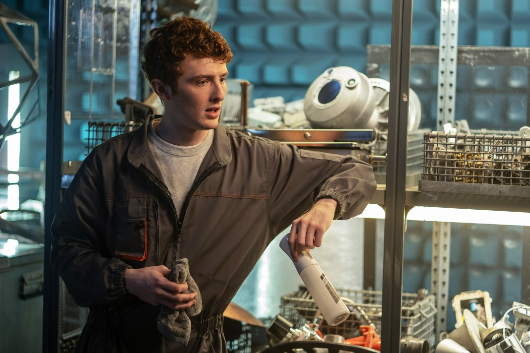 Doctor Who - Series 11 - Episode 7 - Kerblam - Charlie Duffy (LEO FLANAGAN)