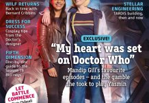 Doctor Who Magazine Issue 532
