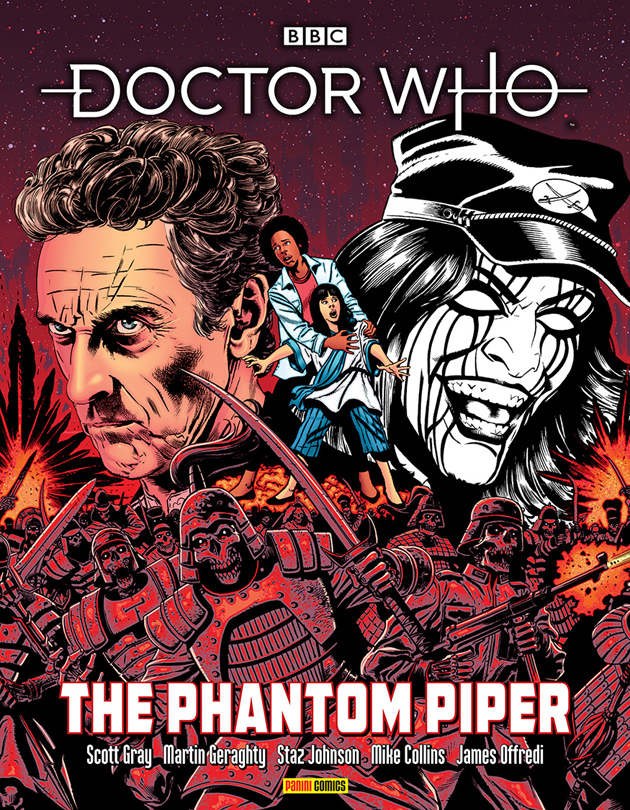 Phantom Piper Cover - Panini
