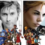 Doctor Who stars David Tennant and Billie Piper are the new narrators for the Warhammer Adventures book series (c) David Tennant/Billie Piper/Black Library