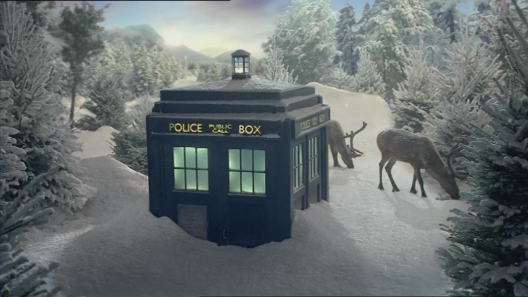 Doctor Who - 2008 Ident - BBC