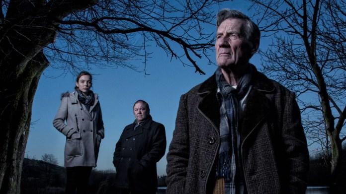 Remember Me - Hannah Ward (JODIE COMER), Rob Fairholme (MARK ADDY), Tom Parfitt (MICHAEL PALIN) - (C) Mammoth Screen - Photographer: Matt Squire