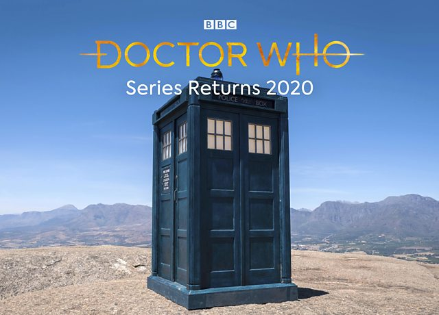 Doctor Who returns to our screens in early 2020 (c) BBC Studios