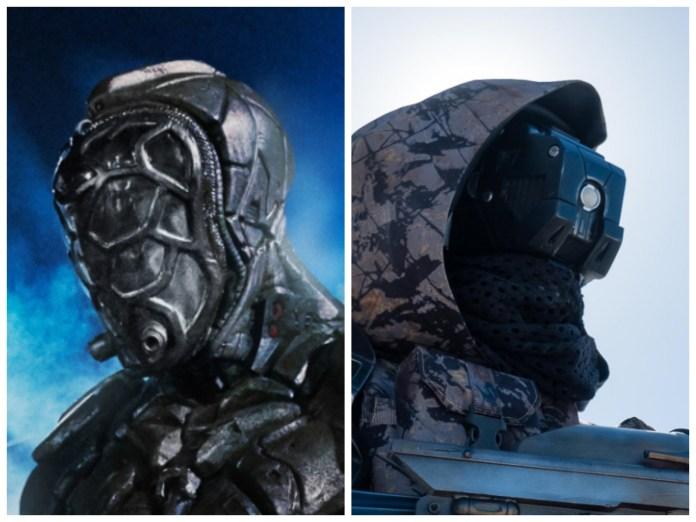 Tim Shaw and the Sniper Bots returned in The Battle of Ranskoor Av Kolos (c) BBC Studios