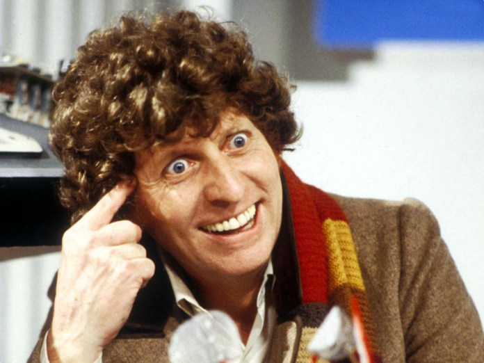 Tom Baker is among those featured in The Secret Story of the BBC Christmas Tapes (c) BBC Studios