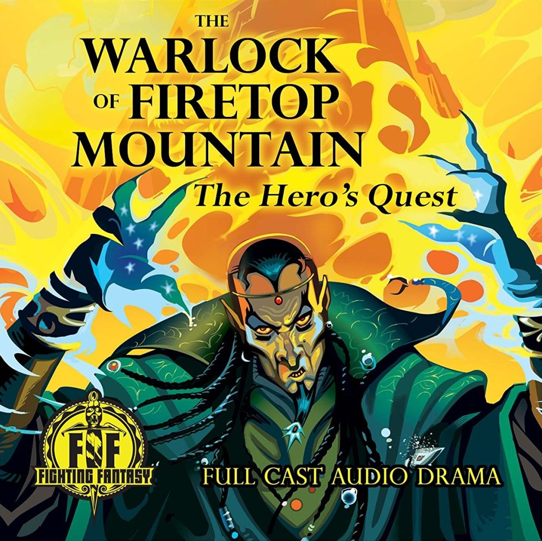 The Warlock of Firetop Mountain: The Hero's Quest (c) Fighting Fantasy