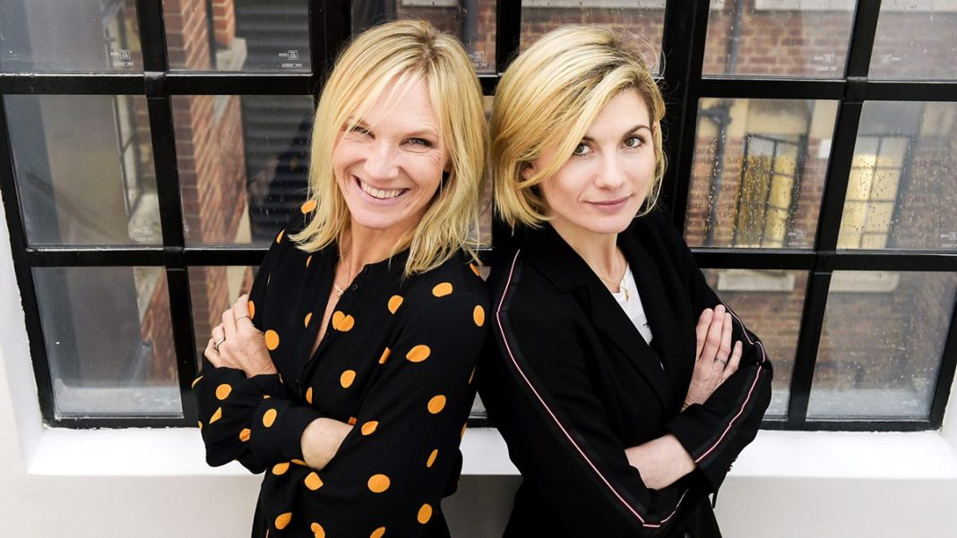 Jo Whiley & Jodie Whittaker - BBC Radio 2