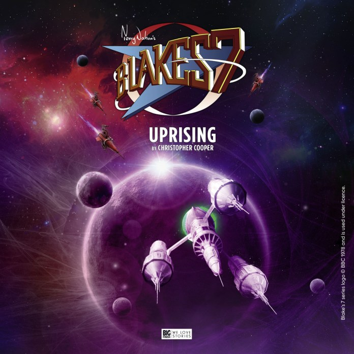 Blake's 7 'Uprising' from Big Finish