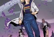 Titan Comics - Doctor Who: The Thirteenth Doctor #3 - Cover A: Rebekah Isaacs & Dan Jackson