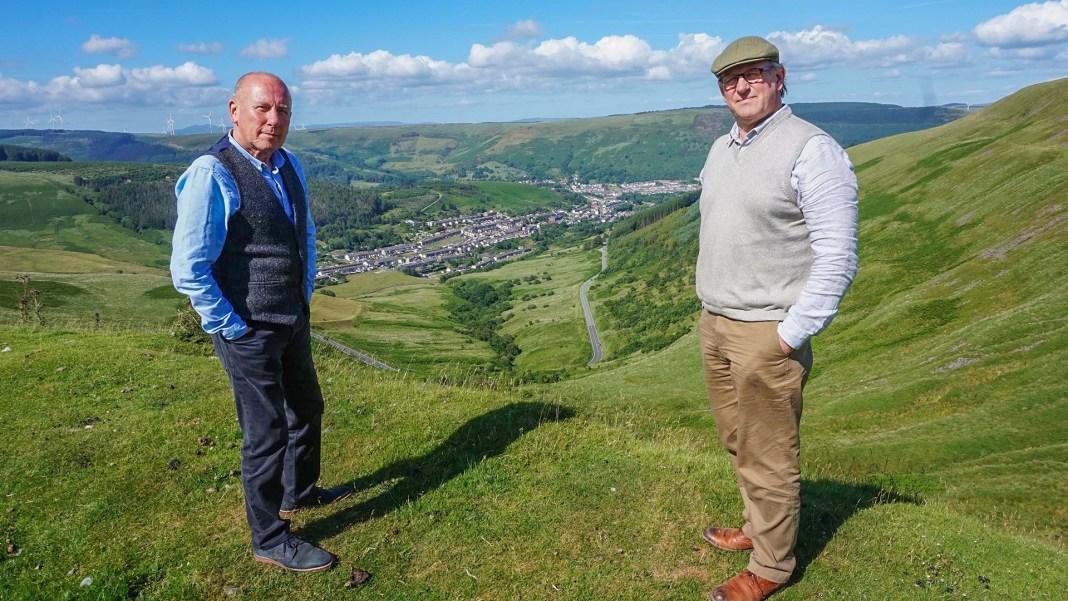 Christopher Timothy & Peter Davison - Great British Car Journeys - Channel 4