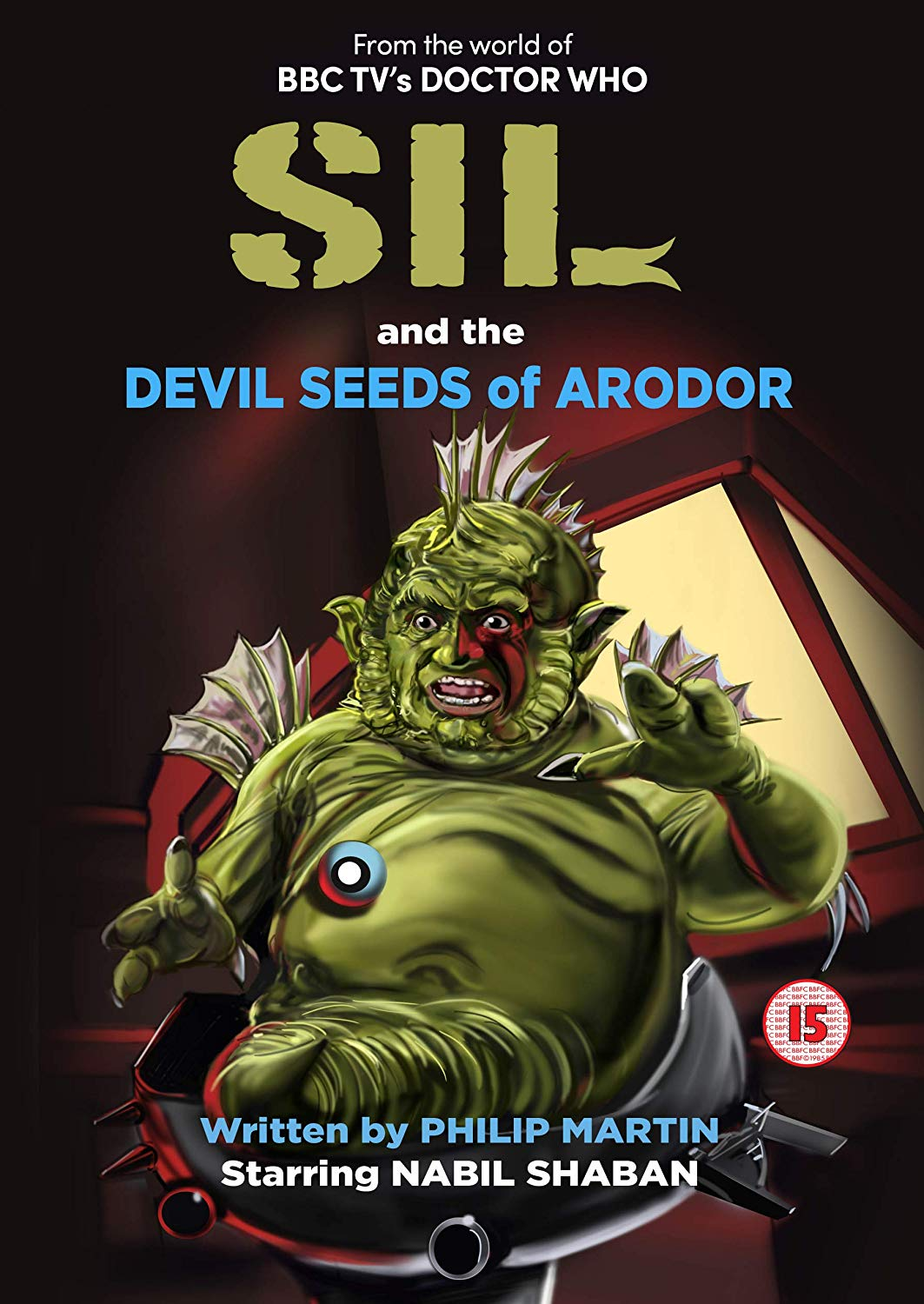 Sil and the Devil Seeds of Arador (c) Reeltime Pictures