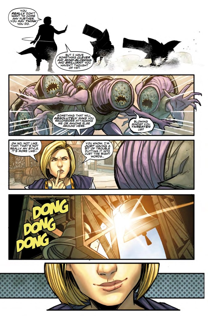 Titan Comics – Doctor Who: The Thirteenth Doctor #6 – Page 2