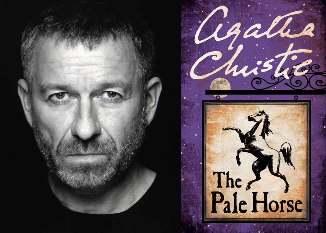 Sean Pertwee co-stars in The Pale Horse, a new adaptation of Agatha Christie's classic novel (c) Sean Pertwee/Harper Collins