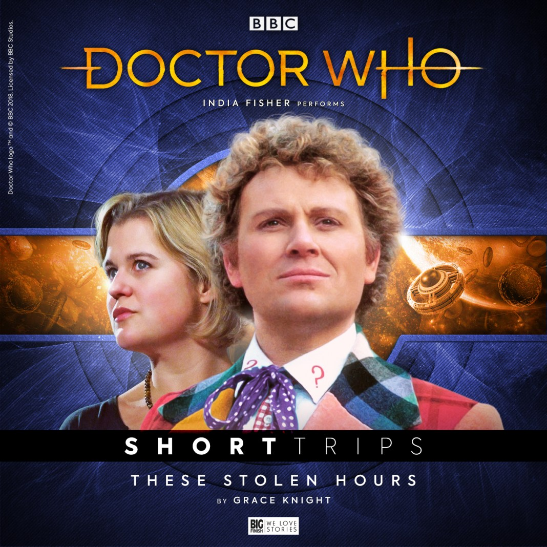 Doctor Who - Short Trips: These Stolen Hours cover. (c) Big Finish Productions
