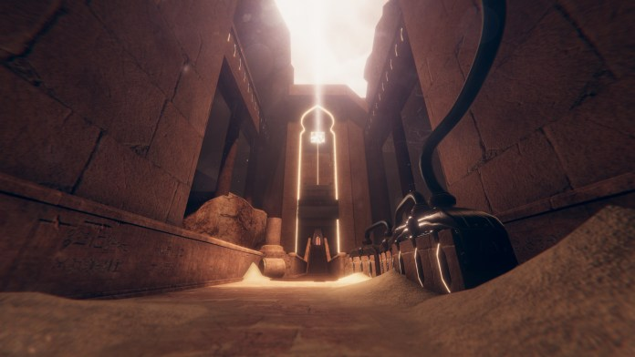 The journey to the Edge of Time sees the player face off against the Daleks in Ancient Egypt. (c) BBC Studios/Playshack