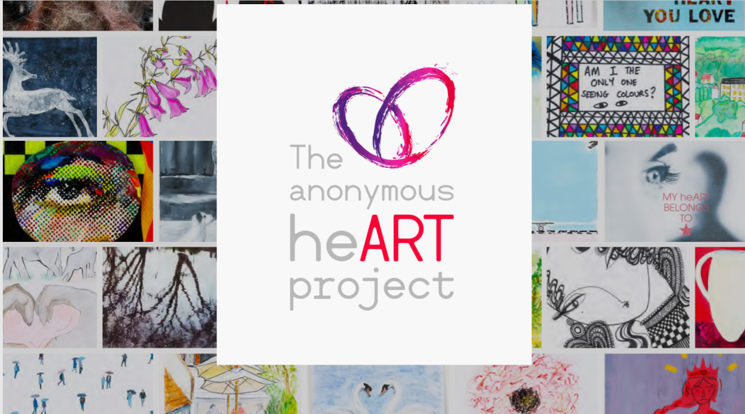 The anonymous heART Project (c) Heart Research UK