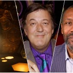 TV legends Stephen Fry and Sir Lenny Henry CBE join the Doctor Who team for Series 12 (c) BBC Studios