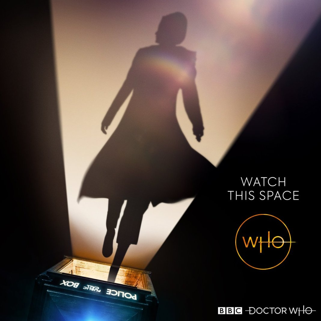 Watch This Space: Doctor Who Series 12 Teaser Image featuring Jodie Whittaker(c) BBC Studios