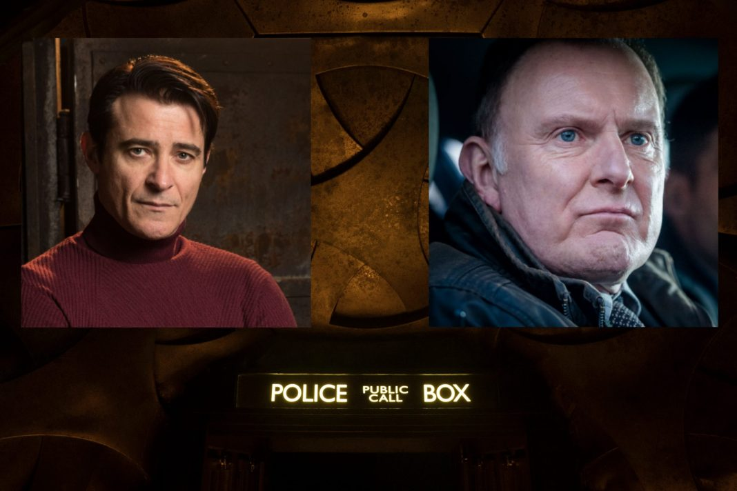 Goran Višnjić and Robert Glenister and the latest stars to join Doctor Who Series 12 (c) BBC Studios/NBC/Red Production Company