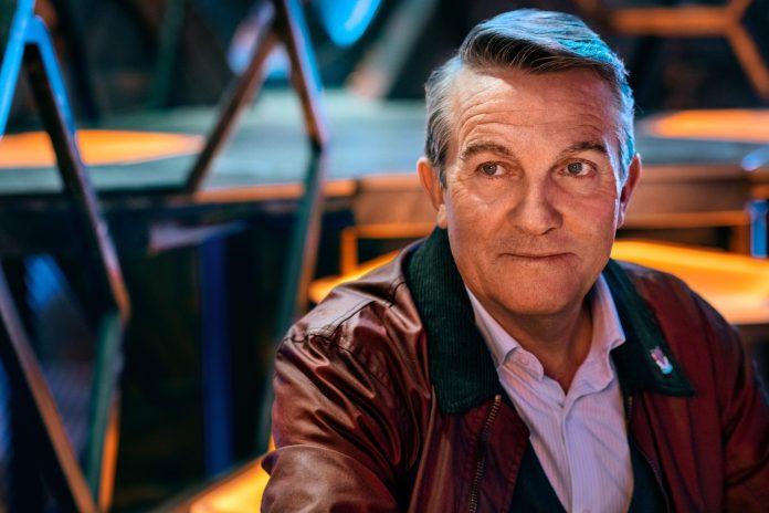 Doctor Who - Spyfall - S12E2 - Graham (Bradley Walsh) - (C) BBC / BBC Studios - Photographer: Ray Burmiston