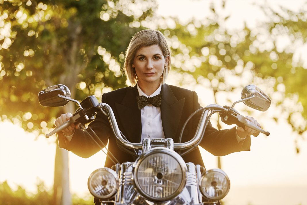 Doctor Who - Spyfall - S12E1 - The Doctor (JODIE WHITTAKER) - (C) BBC - Photographer: Ben Blackall
