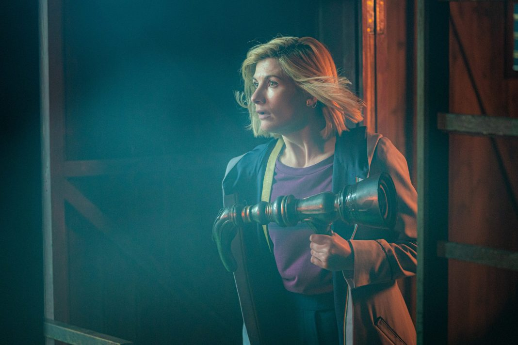 Doctor Who S12E04 - Nikola Telsa's Night of Terror - The Doctor (JODIE WHITTAKER) -(C) BBC - Photographer: Ben Blackall