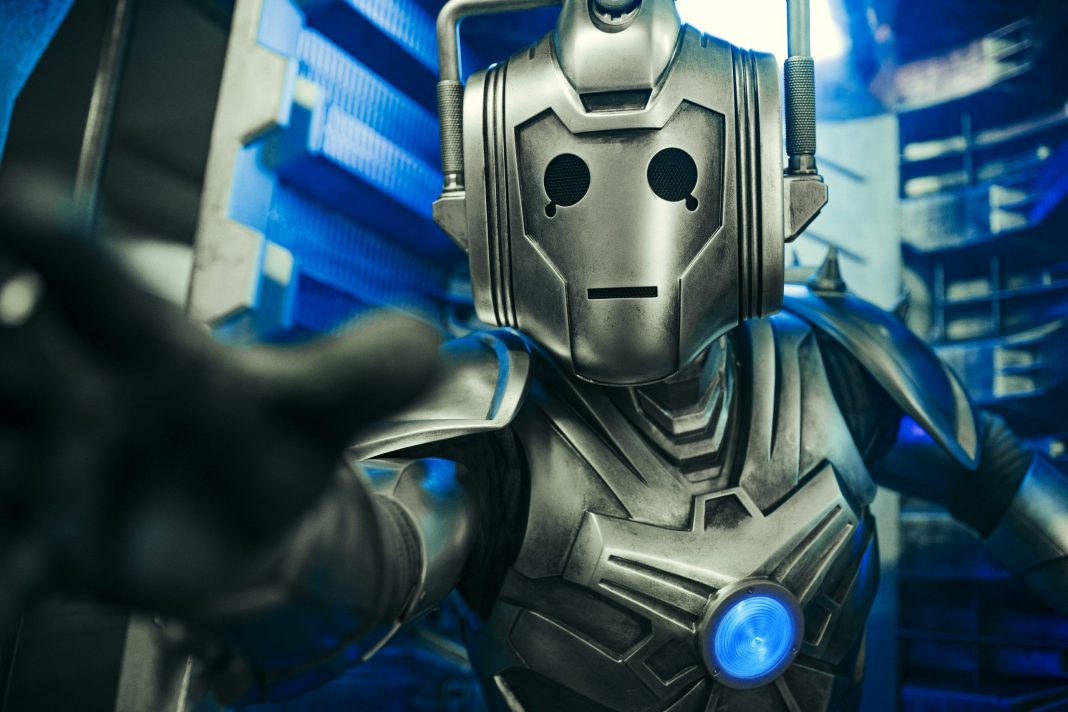A Cyberman in Ascension of the Cybermen- (C) BBC - Photographer: Ben Blackall Doctor Who Series 12
