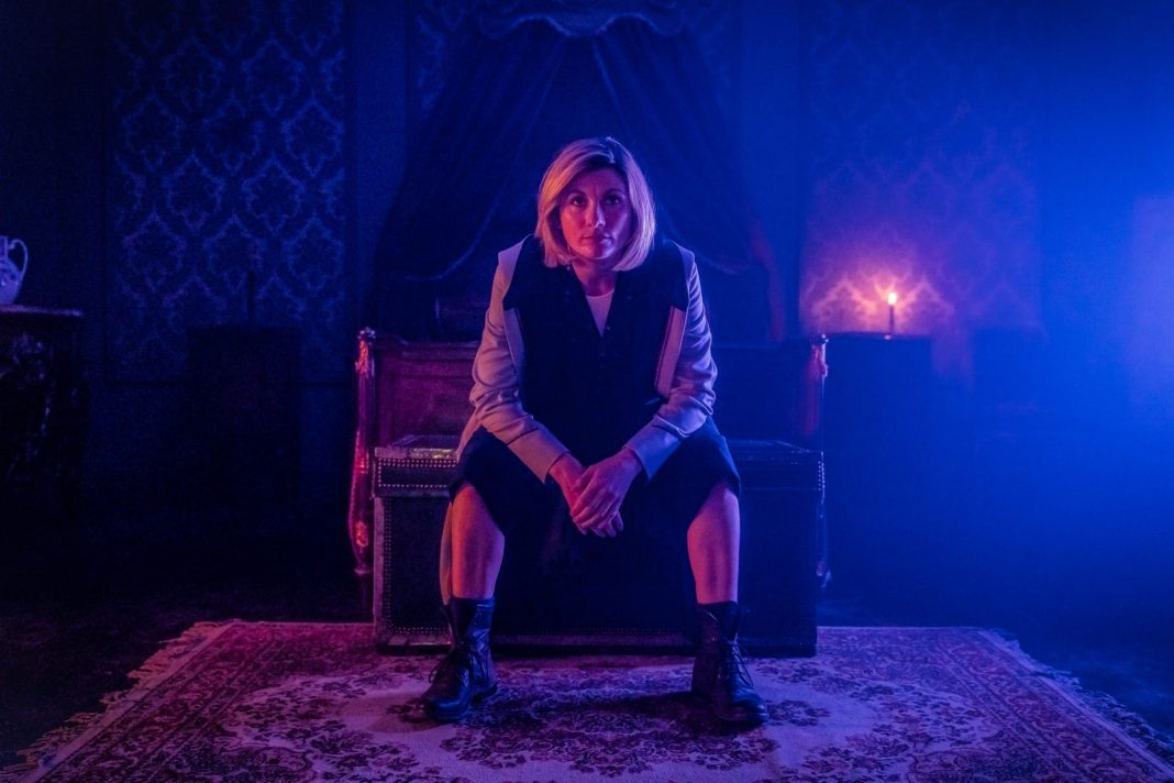 Doctor Who - S12E08- The Haunting of Villa Diodati -Picture Shows: The Doctor (JODIE WHITTAKER)