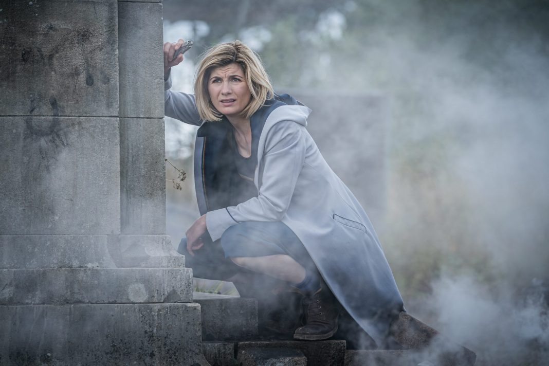 Doctor Who S12E09- Ascension of the Cybermen - Jodie Whittaker as The Doctor - Photo Credit: Ben Blackall/BBC Studios/BBC America