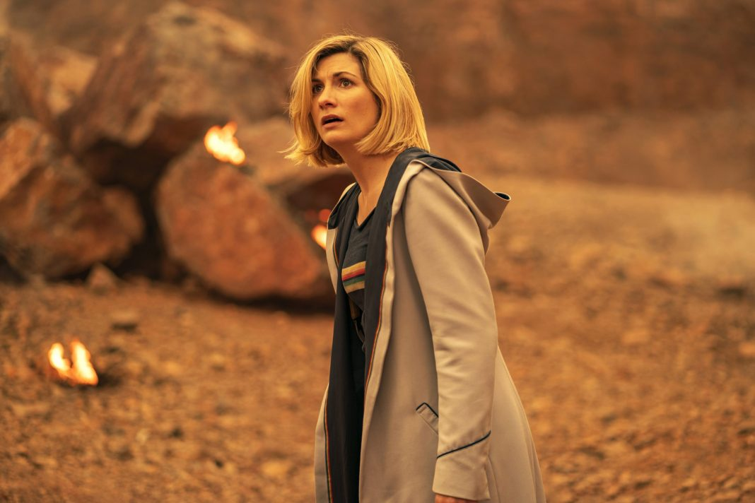 Doctor Who - S12E10 - The Timeless Children - Jodie Whittaker as The Doctor - Photo Credit: James Pardon/BBC Studios/BBC America