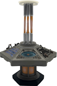 The Twelfth Doctor Console from Hero Collector (c) Hero Collector