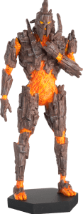 Doctor Who Figurine Special - The Pyroville (c) Hero Collector