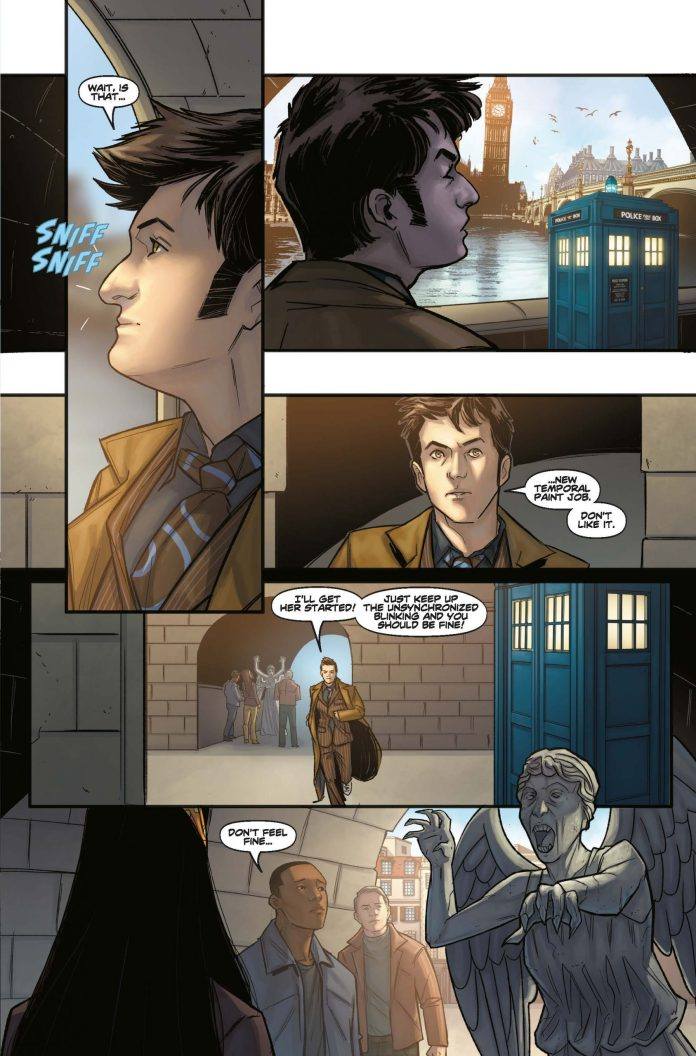 Titan Comics – Doctor Who: The Thirteenth Doctor Season 2 #3 – Page 2