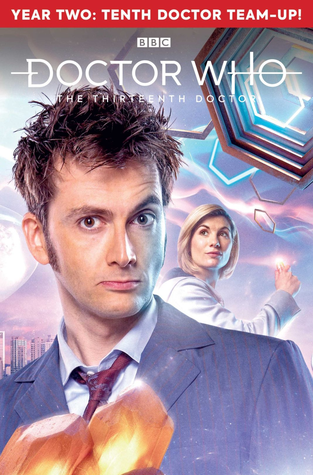 Titan Comics – Doctor Who: The Thirteenth Doctor: Season Two #2 – Cover B: Photo