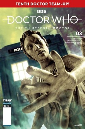 Titan Comics – Doctor Who: The Thirteenth Doctor: Season Two #3 – Cover B: Will Brooks (Photo)