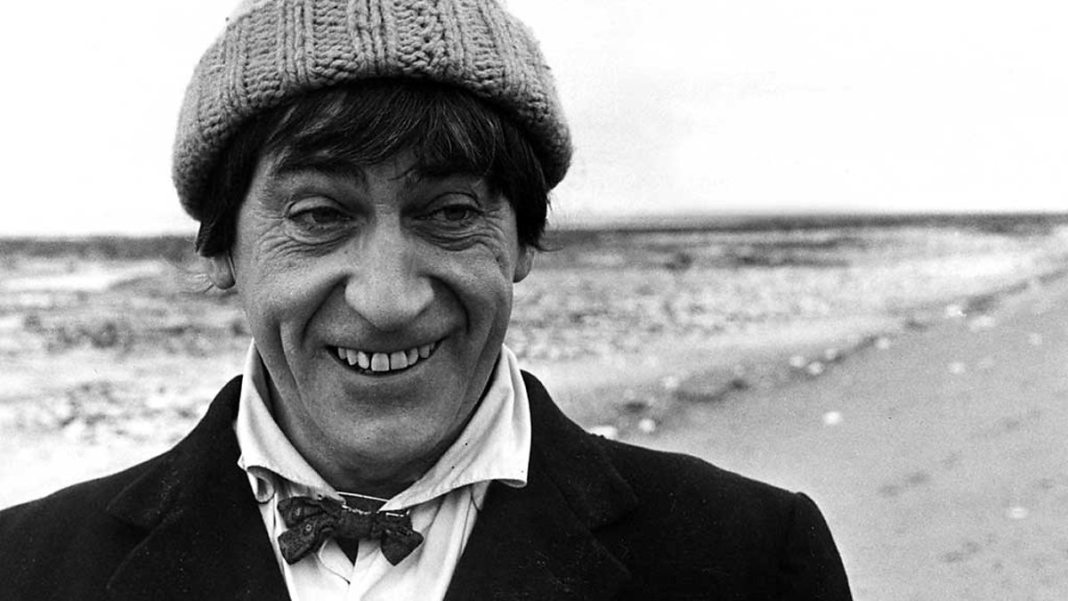 Patrick Troughton as the Doctor in Fury from the Deep (c) BBC Studios Doctor Who Second Doctor Season 5