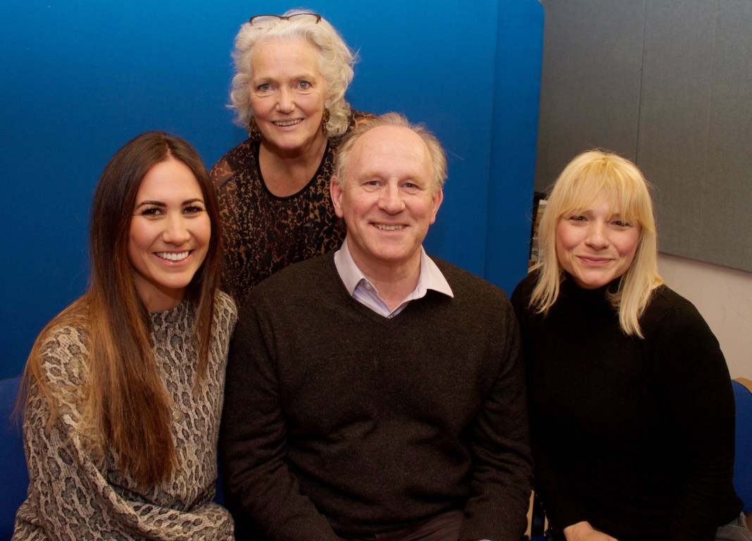 Big Finish - 'Doctor Who: Wicked Sisters' Cast - Ciara Janson, Louise Jameson, Peter Davison, Laura Doddington