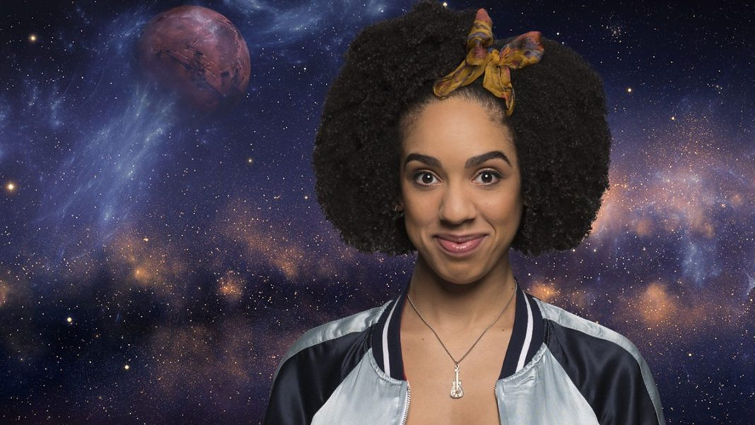 Pearl Mackie as Bill Potts in Doctor Who Series 10 (c) BBC Studios