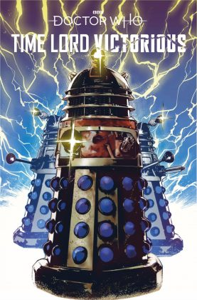 Titan Comics - Doctor Who: Time Lord Victorious #1 - Cover D: Hendry Prasetya