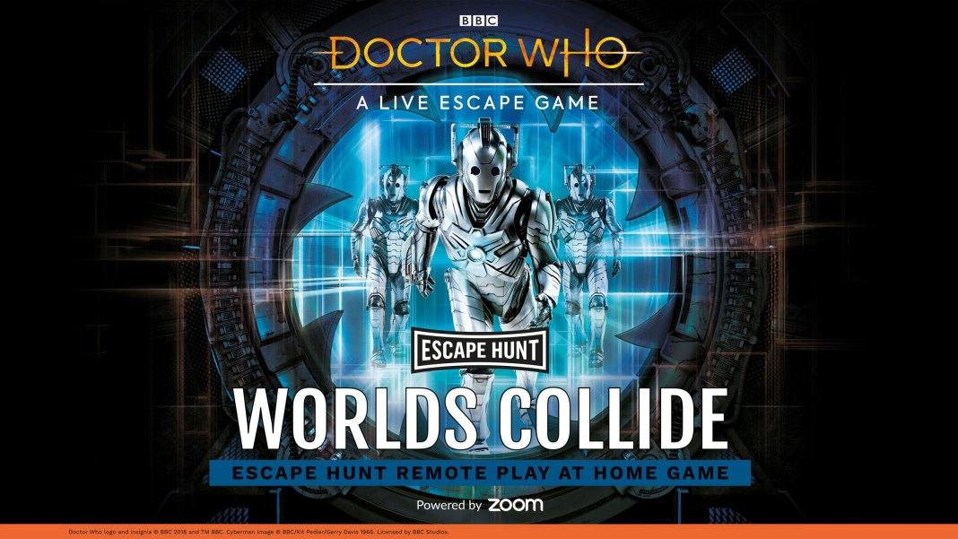 Escape Hunt - Doctor Who: Worlds Collide