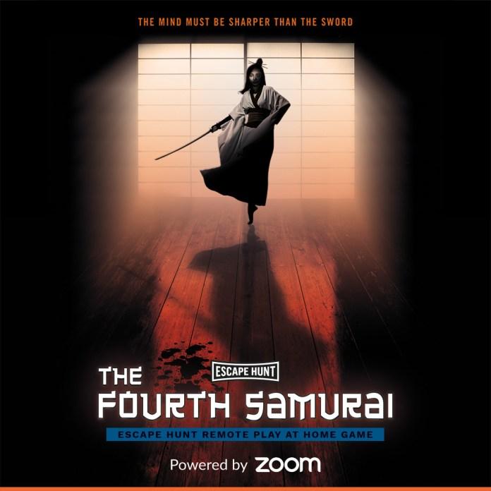 Escape Hunt - The Fourth Samurai