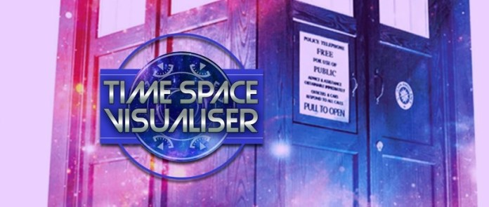 Time Space Visualiser: The Grand Finale (c) Fantom Films