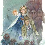 Titan Comics – Doctor Who Comic #1 – Cover A: Peach Momoko