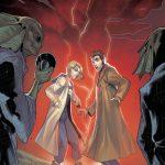 Titan Comics – Doctor Who Comic #1 – Cover D: Mirka Andolfo