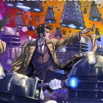 Titan Comics – Doctor Who: Time Lord Victorious – Defender of the Daleks #2 (Cover A: Andie Tong)