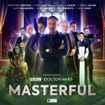 Big Finish – Doctor Who: Masterful (Cover)