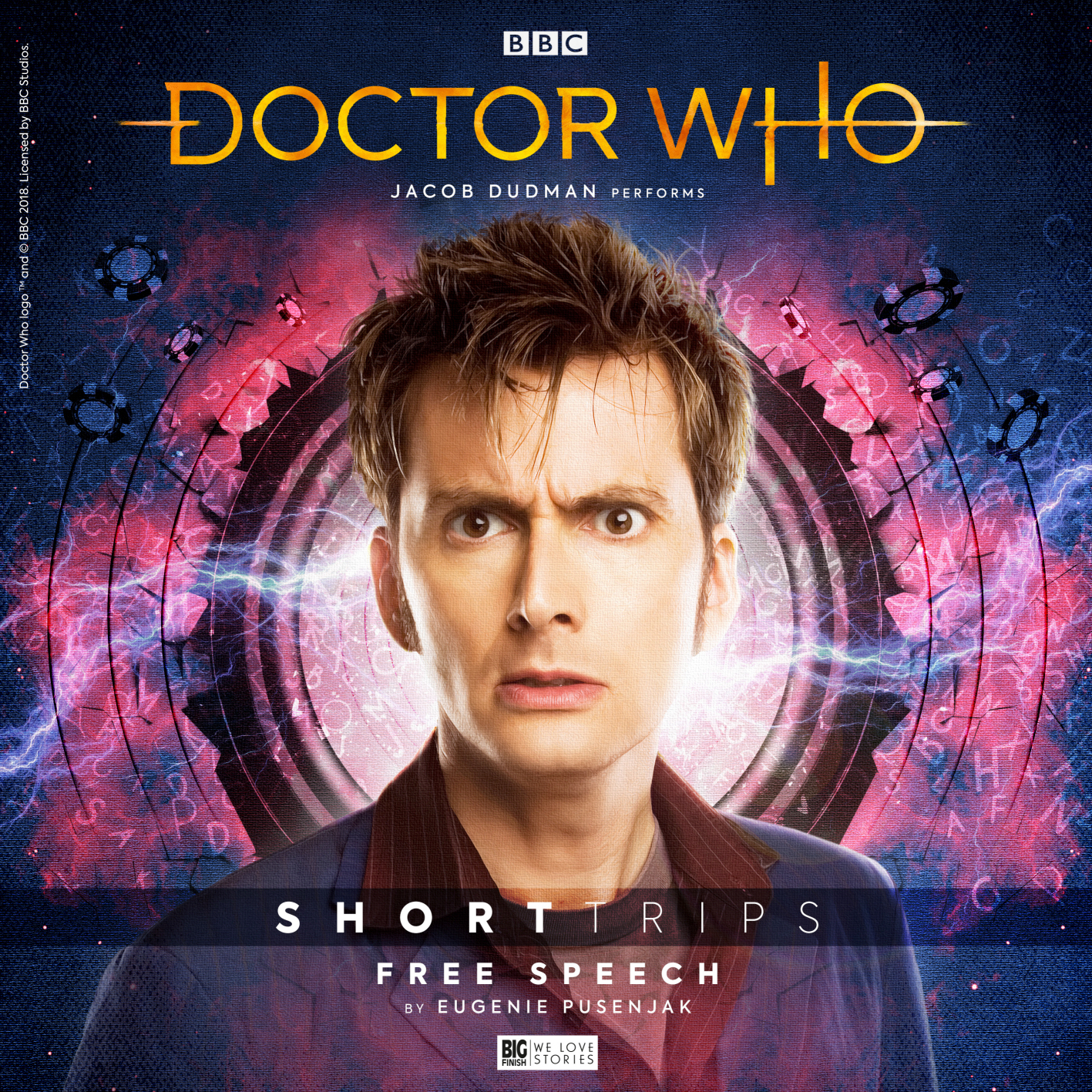 Doctor Who: Short Trips - Free Speech (c) Big Finish Productions